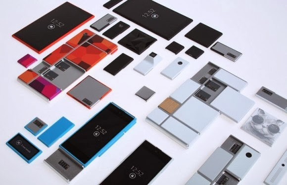 Google keeps Project Ara after the sale of Motorola