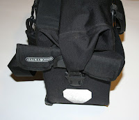 Sakwa rowerowa Ortlieb Office-Bag QL3 (bicycle pannier)