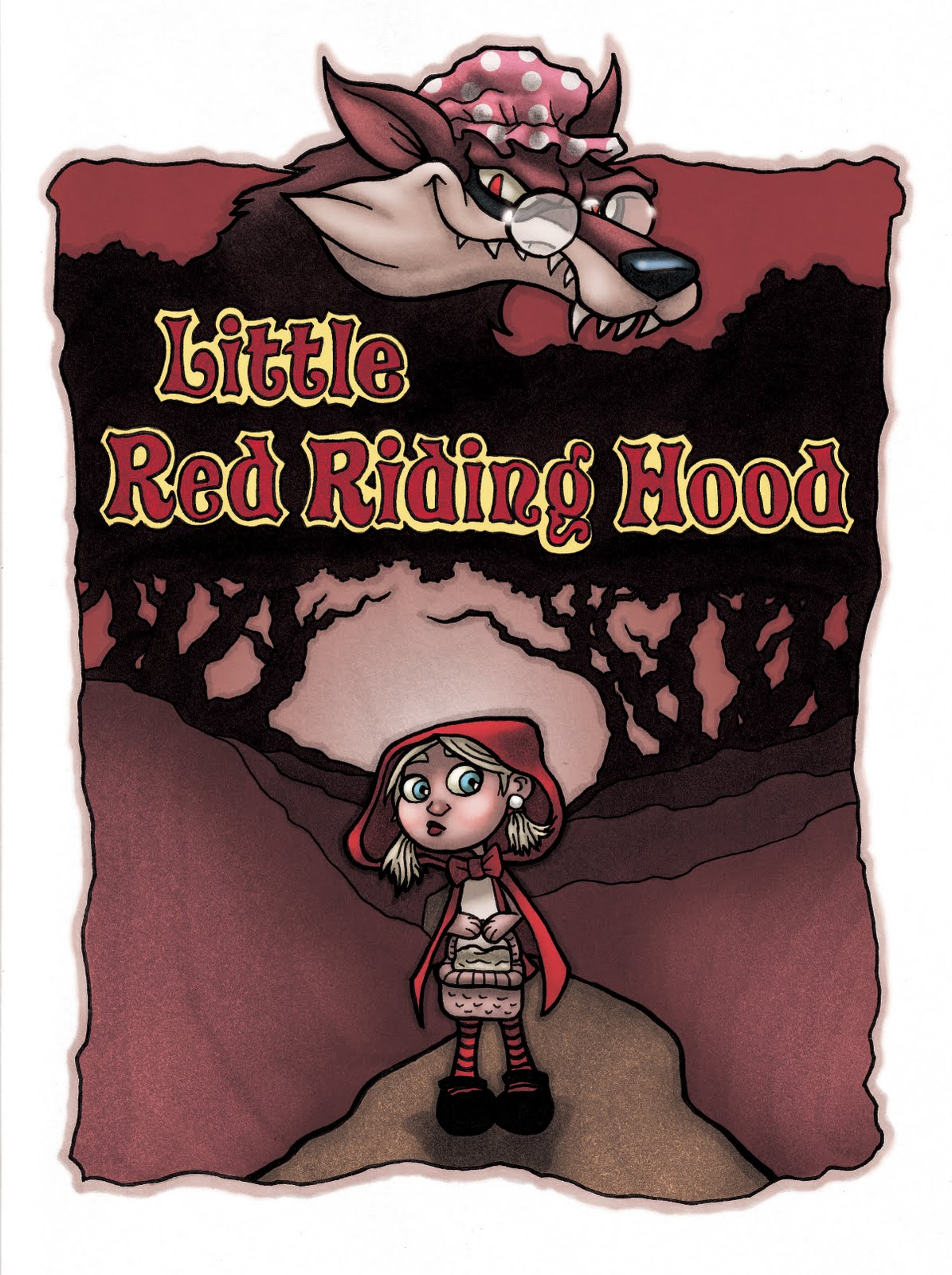lil red riding hoodlumtwisted fairy tale essay Little red capall too often we see fairy tales depicting one-dimensional characters put in difficult situations little red cap is no exception, especially when looking at gender roles sexually innocent and unknowing of the world, little red cap can be unsuitably.
