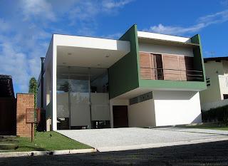 Fasad Rumah Minimalis 9