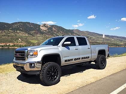 Lifted Trucks For Sale: 2014 GMC Sierra 6 Inch Lift Off ...