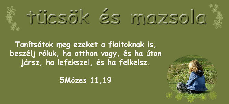 tücsök és mazsola