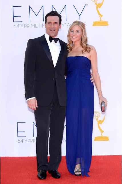 Jon Hamm con esmoquin Emmy 2012.