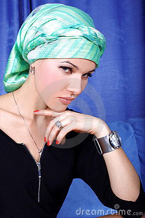 1269950087rdO488 Egyptian Hijab Ideas-20 Best Ways to Wear Egyptian Style Hijab