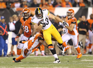 Pitsburgh Steelers Heath Miller Blasts Bengals