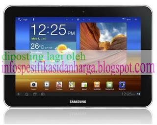 Harga Samsung Galaxy Tab P7300 Terbaru 2012