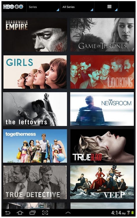 looking hbo download