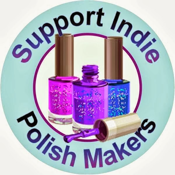 I Support Indie Polish Makers