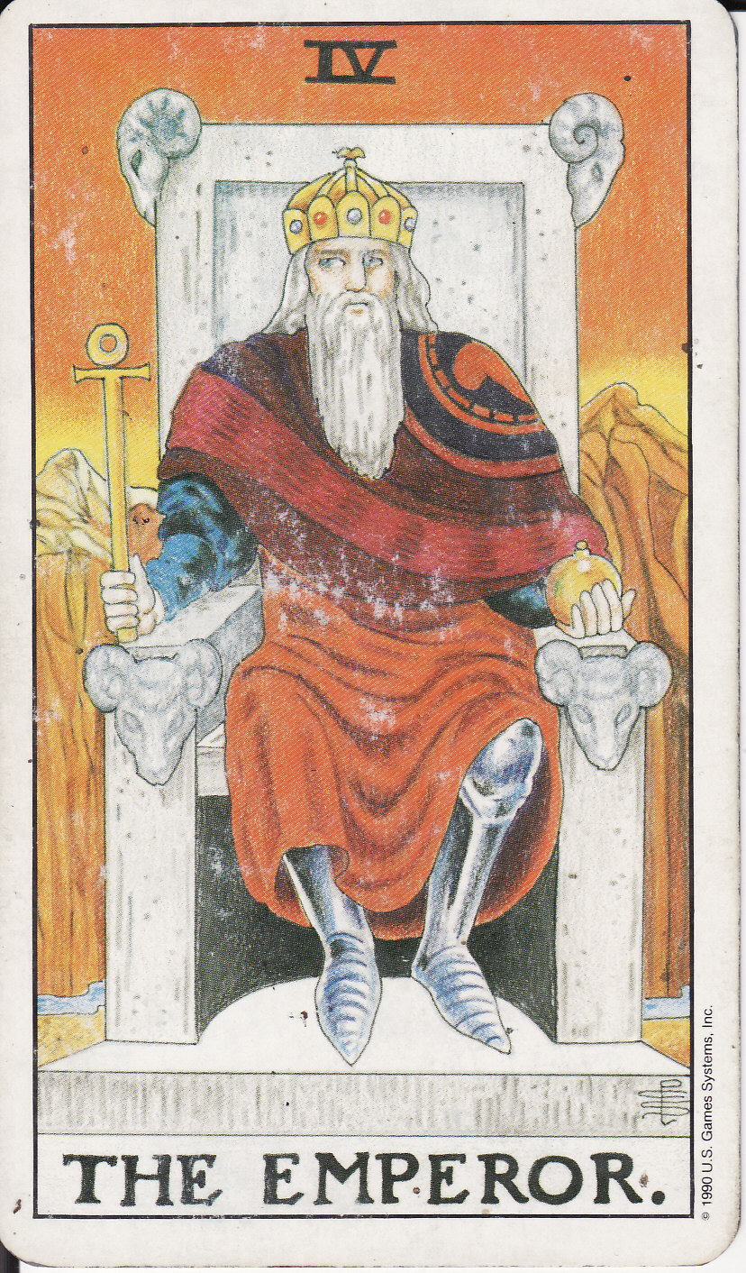 Dating the emperor tarot