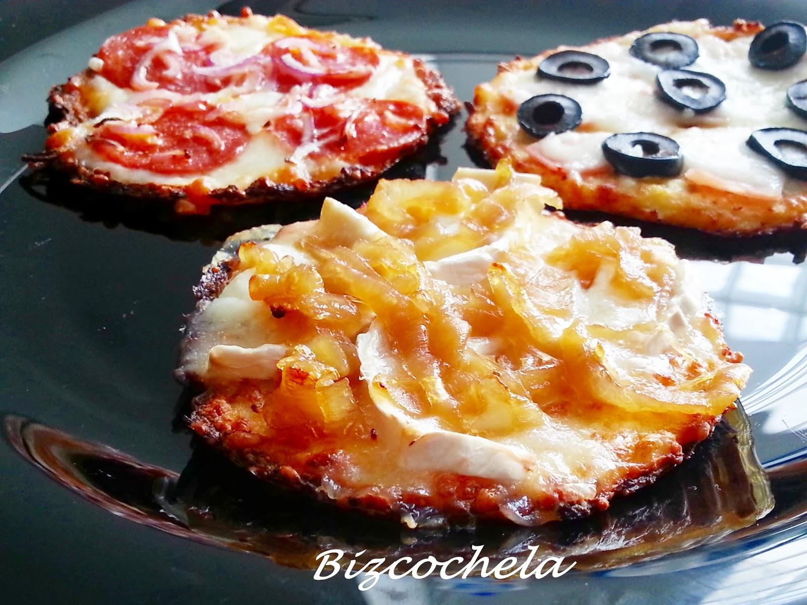 Cocinar Coliflor | Recetas Y A Cocinar Se Ha Dicho Masa De Pizza De Coliflor