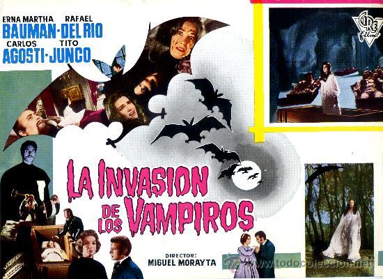 Resultado de imagen de la invasion de los vampiros imagenes
