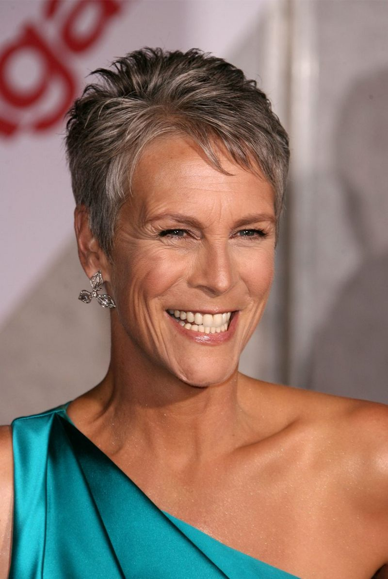 Heres What People Are Saying About Jamie Lee Curtis Hairstyle