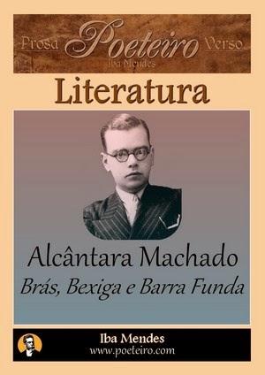 Brás, Bexiga e Barra Funda , de Antônio de Alcântara Machado