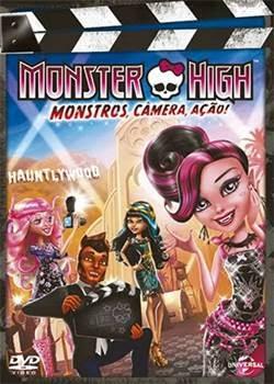 Baixar Monster High Monstros, Câmera, Ação Dublado Torrent
