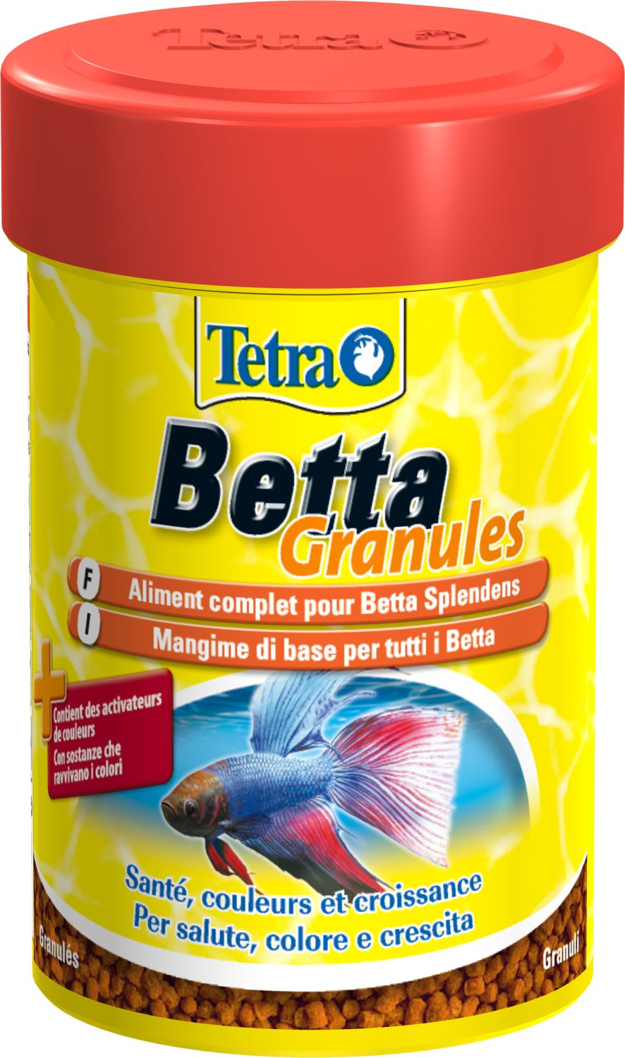Betta splendens alimentation du betta splendens for Nourriture poisson rouge et combattant