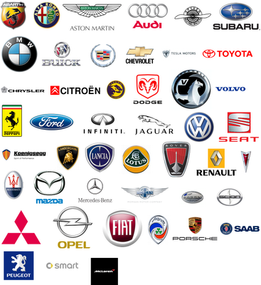european car brands logos