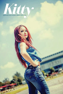 Hot Actress Wut Hmone Shwe Yee