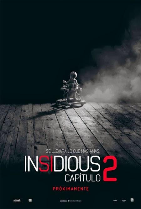 Póster español de 'Insidious 2'