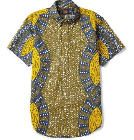 Woolrich Woolen Mills ,african fashion