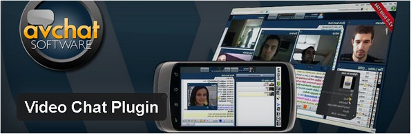 AVChat Video Chat plugin