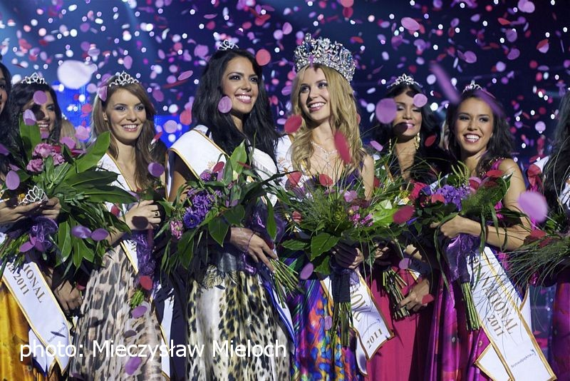 Miss Supranational 2011 Semifinalists