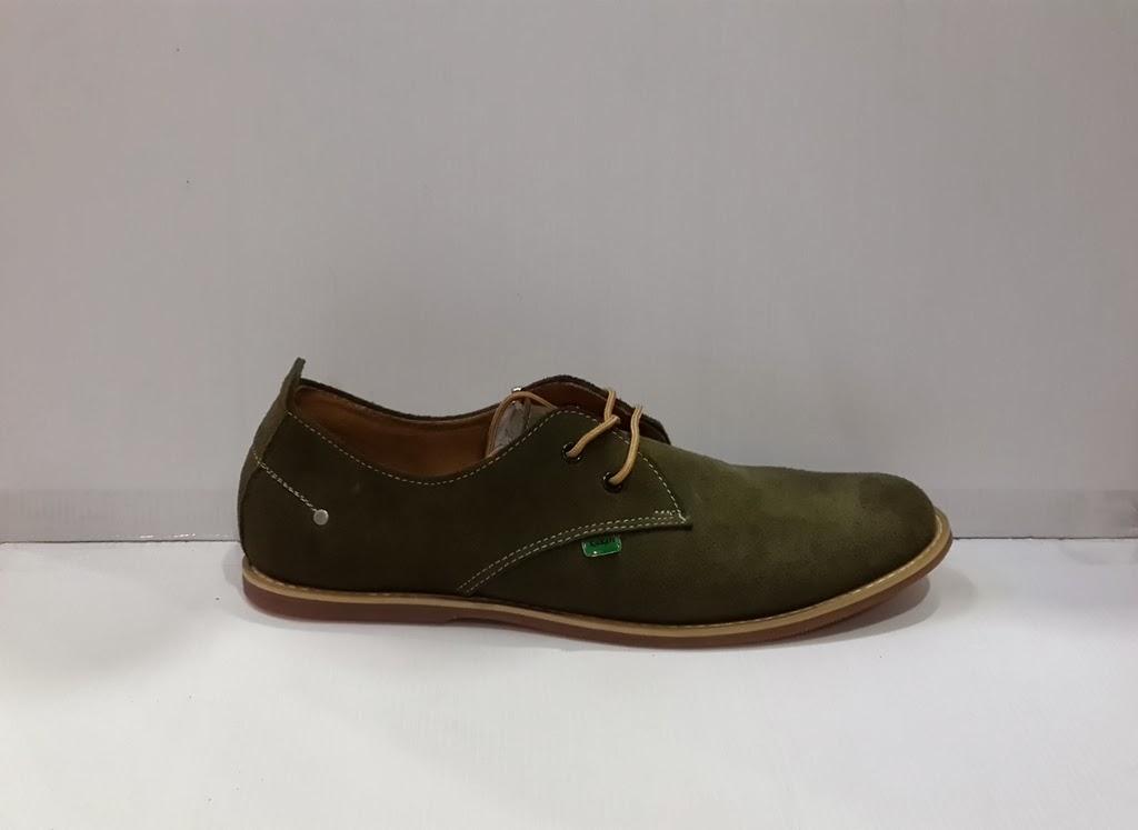 photo sepatu KicKers Suede, gambar sepatu KicKers Suede