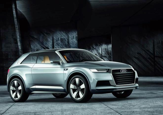 2017 Audi Q8 Release Date and Price
