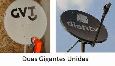 GVT TV Y DISH JUNTOS