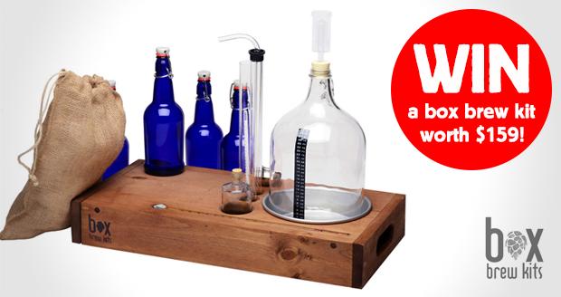 Brew Box Kit Giveaway!