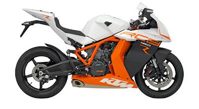 KTM 1190 RC8 R 2013