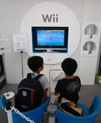 Wii Video Games For the children