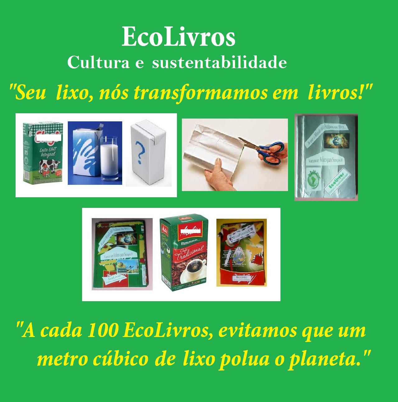 Conheça os EcoLivros