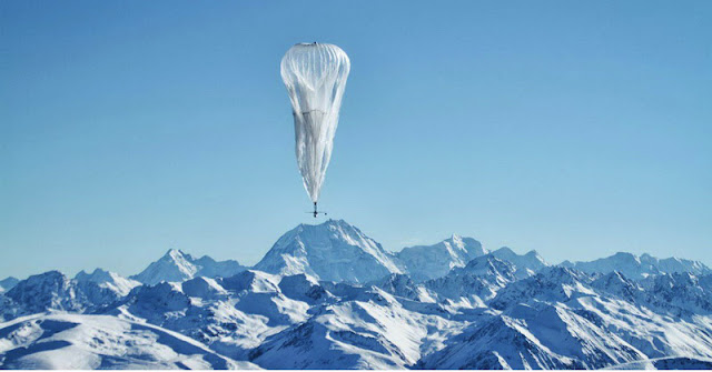 Google Project Loon, Equity Internet or Spy