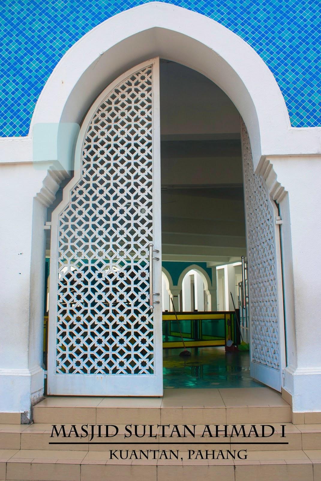 Mosque Interior Design The interior design & decor