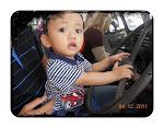 =Aqil Hakim 11 months old=