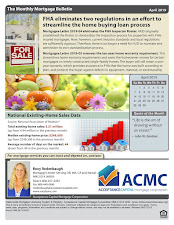 The Monthly Mortgage Bulletin