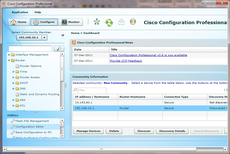 Cisco Configuration Tool Download
