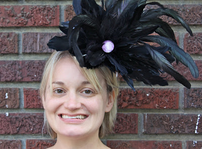 diy fascinator