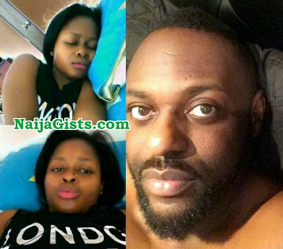 lady dreaming jim iyke