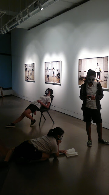 The Art Incubator, Lasalle, Singapore, Ang Sookoon, Excorcise me