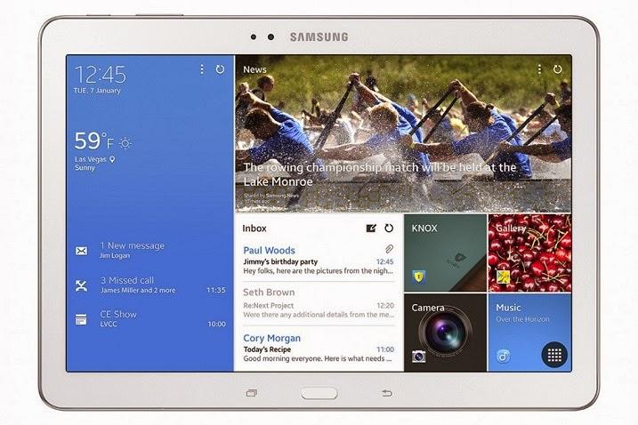 Samsung Galaxy Tab Pro 10.1 announced