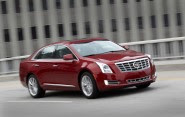 First drive review: Cadillac XTS
