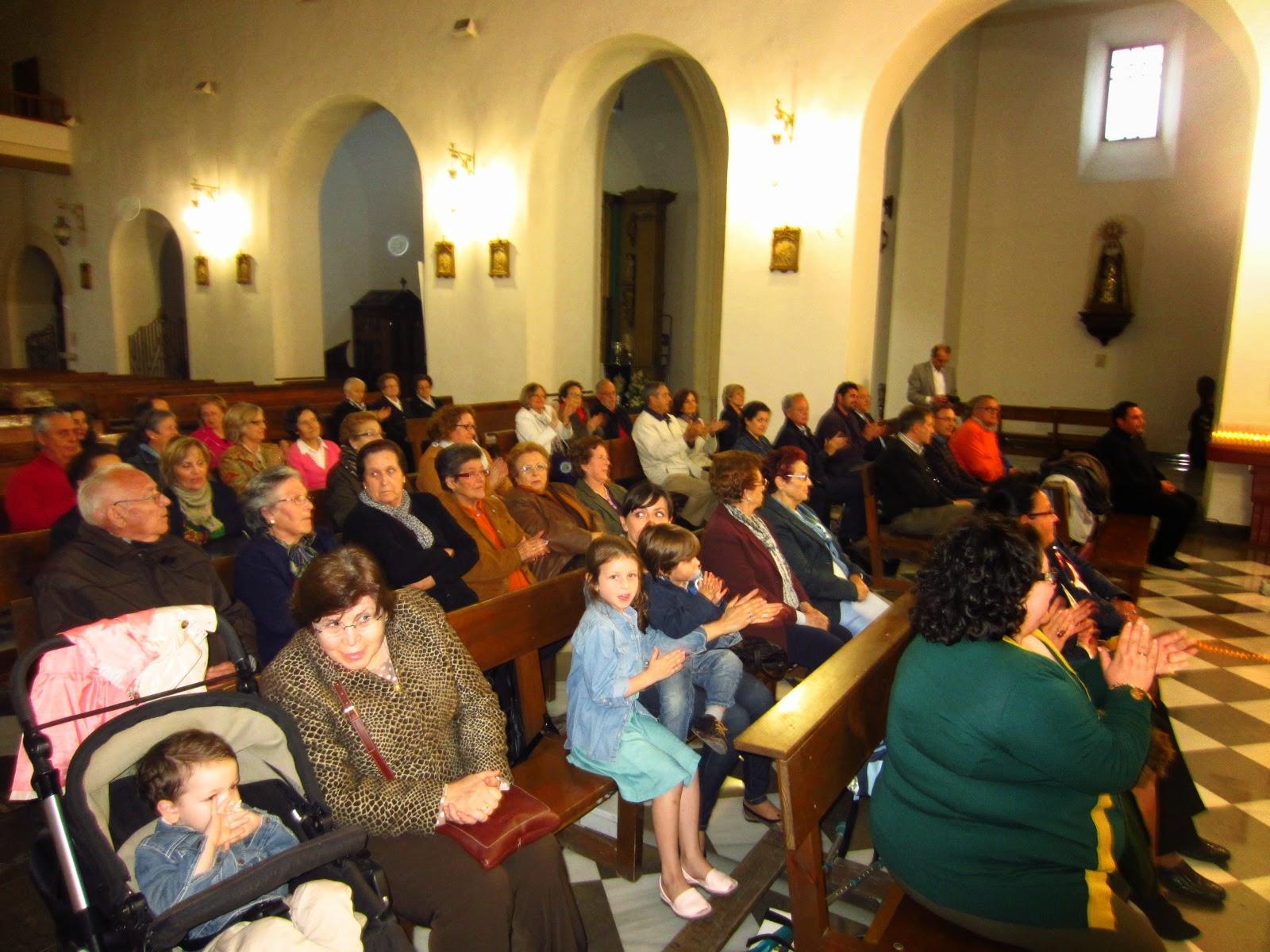 Semana santa de baza magn fico concierto el realizado por for Concierto hoy en santiago