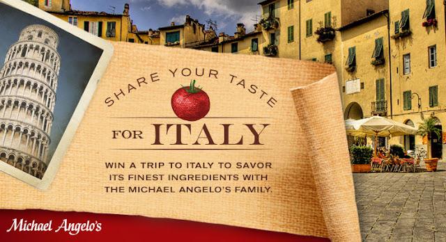 Taste of Italy contest