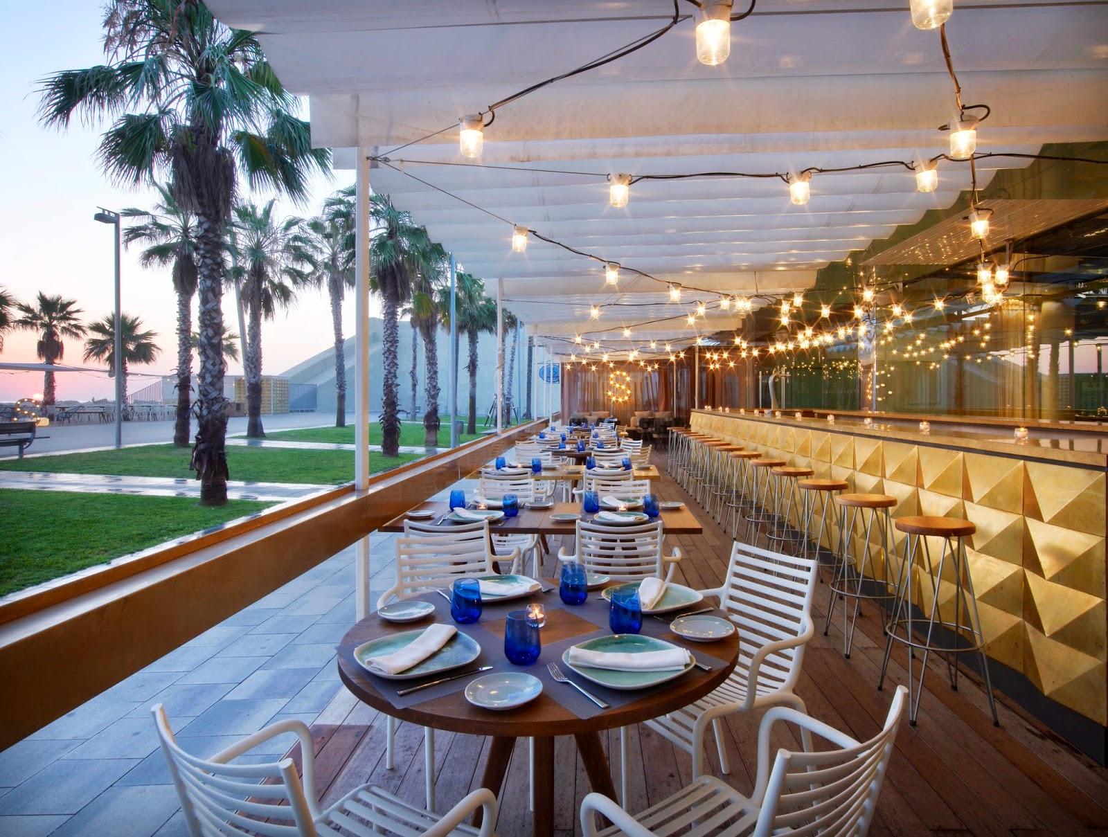 Salt beach club barcelona s nia graupera graupix for Beach club barcelona