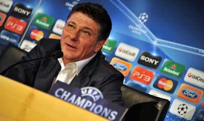 Video intervista Mazzarri Napoli Chelsea