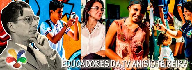Educadores da Rede Anísio Teixeira IAT/SEC-BA