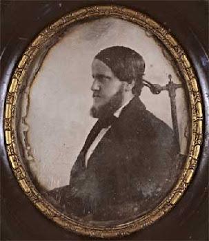 FOTO RARA DE D.PEDRO II JOVEM