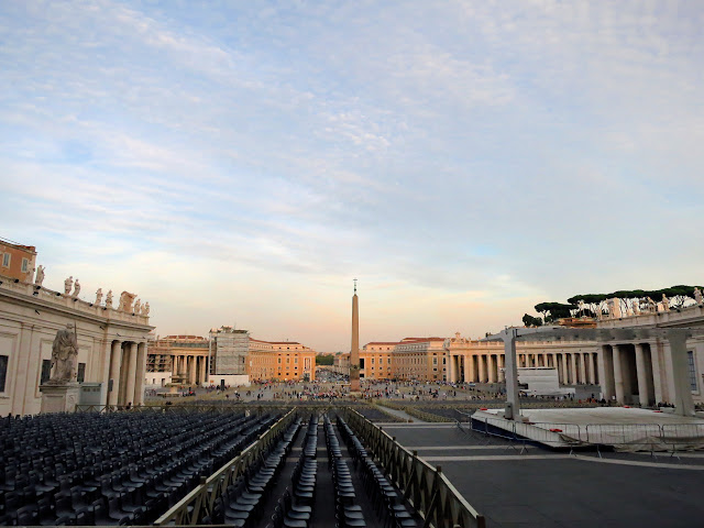St. Peter's Square, Vatican City