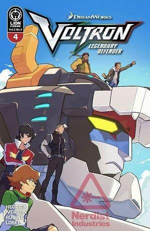 Voltron - O Defensor Lendário - 4ª Temporada Desenhos Torrent Download capa